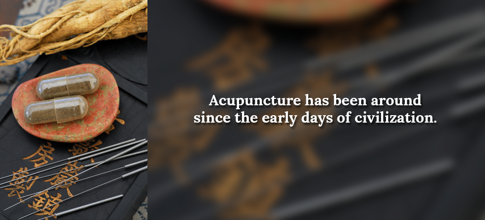 Acupuncture Has Been Used